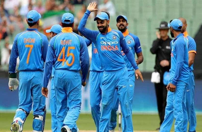 वर्ल्डकप के लिए भारतीय टीम का चयन आज ,राजस्थान के दीपक चाहर और खलील अहमद को भी मिल सकती है जगह