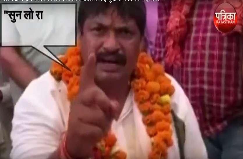 #Lok_Sabha_Elections_2019 : BSP प्रत्याशी ने राज बब्बर को लेकर दिया विवादित बयान, जुत्तो से मरने की कही बात