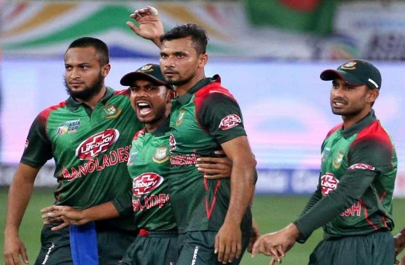 World Cup 2019: बांग्लादेश ने किया टीम का ऐलान, चोट से उभरे शाकिब अल हसन की हुई वापसी