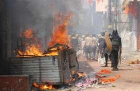 बंगाल में रामनवमी की शोभायात्रा को लेकर भड़की हिंसा, मारपीट, तोड़फोड़, आगजनी...