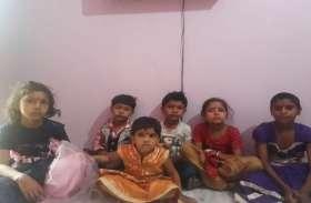 अष्टमी पर हिंदू परिवार ने मुस्लिम बच्चियाें काे जिमाया ताे धर्मगुरुओं ने कह दी ये बात, देखें वीडियाे