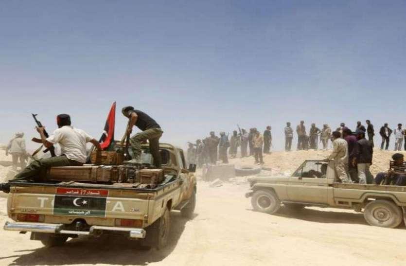 लीबिया संकट: त्रिपोली में सरकार व विद्रोहियों के बीच हिंसक संघर्ष, 147 की मौत, 600 से अधिक घायल