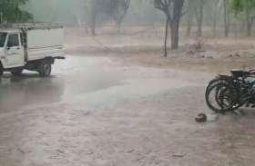 आंधी, बारिश और सियासत : निशाने पर मोदी, टारगेट 'कमल'