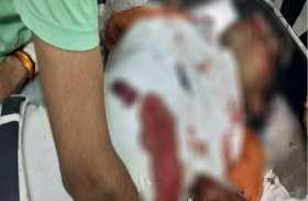 UP के प्रतापगढ़ में चुनावी रंजिश में प्रधान की गोली मारकर हत्या