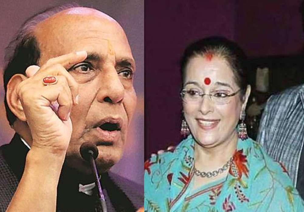 Lucknow Lok Sabha Seat: Rajnath Singh vs Poonam Sinha