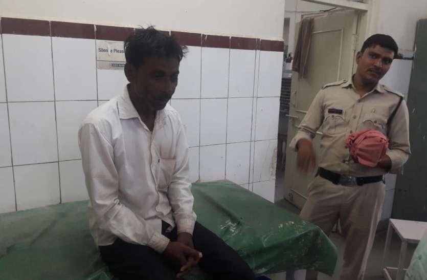 डेढ़ लाख रुपए लेकर युवक ने चंबल पुल से लगाई छलांग,खरोंच भी नहीं आई