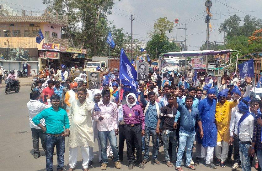 बाबा साहेब के कारण एक झंडे के नीचे खड़ा है भारत: डॉ. चौधरी