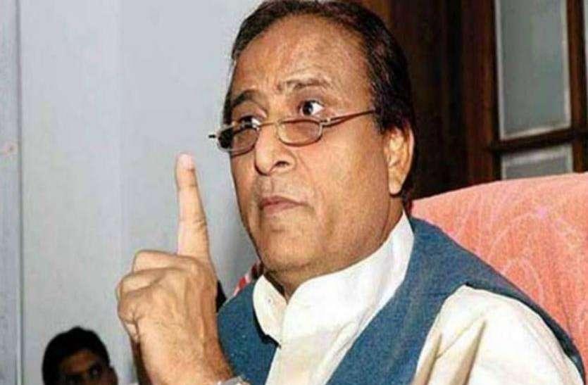 बैन के बाद देर रात रामपुर लौटे आजम खान, सपा नेताओं व मीडिया को सुनाया ऐसा फरमान