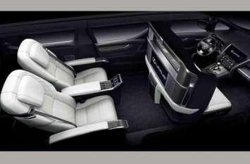 Lexus ने शंघाई मोटर शो में दिखाई अपनी पहली mpv की झलक, आप भी देखें तस्वीरें