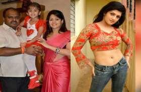 कर्नाटक के मुख्यमंत्री की 27 साल छोटी पत्नी है जानी-मानी अभिनेत्री, देखें उनकी खूबसूरत तस्वीरें
