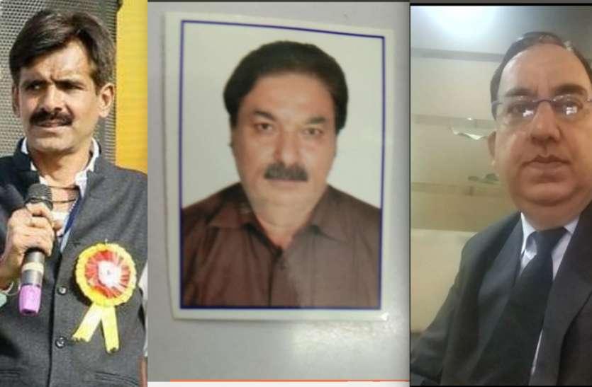 अध्यक्ष पद के लिए चयनित हुए ढालू रामानी