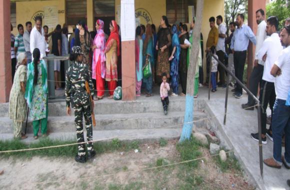 दूसरे चरण के चुनाव में बिहार की इन पांच सीटों पर आज होगा मतदान