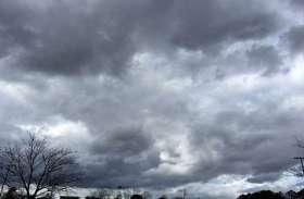 हल्की बारिश से गिरा तापमान, किसानों की बढ़ गयी परेशानी