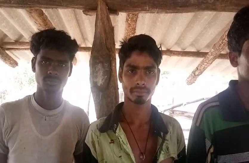 कांकेर के आमाबेड़ा गांव में ग्रामीण नहीं पहुंच रहे वोट डालने, कर रहे चुनाव का बहिष्कार