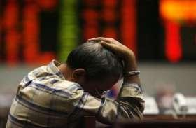 Share Market: शेयर बाजार में गिरावट से निवेशकों के 70 हजार करोड़ रुपए से ज्यादा का नुकसान