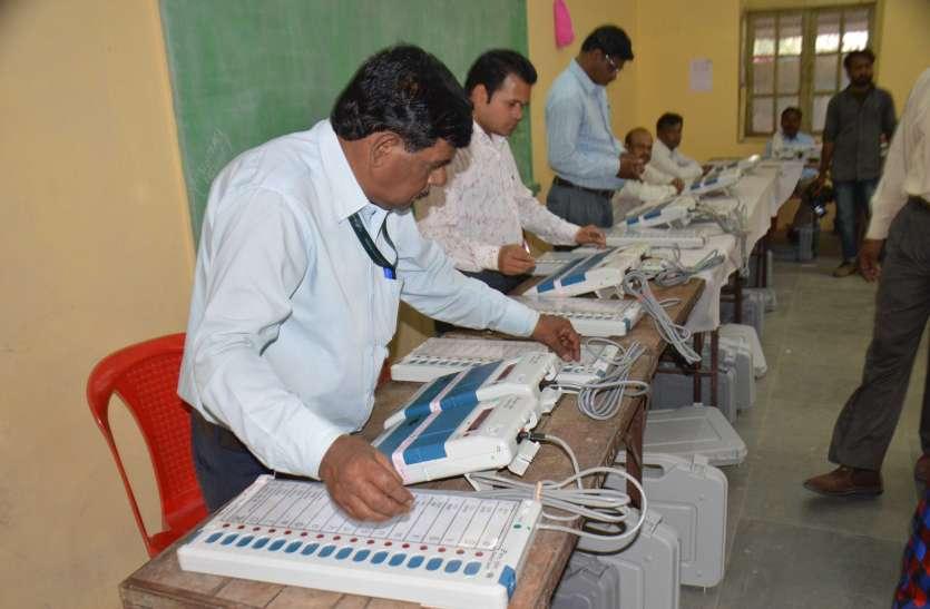 #LokSabhaElections2019: इस जिले में है वोटिंग के स्पेशल बूथ, बीजेपी कांग्रेस  सबकी टिकी निगाहें