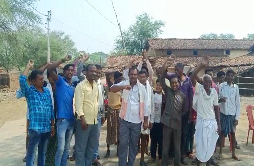 गरियाबंद जिले के 08 गांवों के लोगों ने किया चुनाव बहिष्कार, अभी तक नहीं हुआ एक भी मतदान