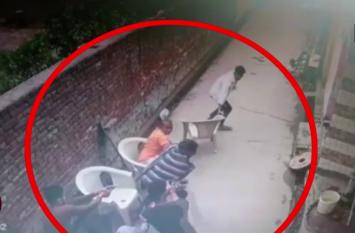 भीम आर्मी नेता पर ताबड़तोड़ फायरिंग के आरोपियों को पकड़ने के लिए पुलिस की छापेमारी