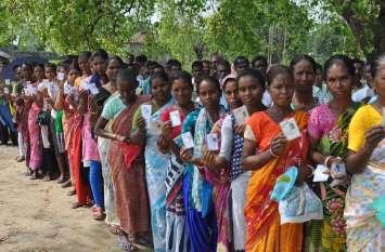 दार्जिलिंग संसदीय क्षेत्र में चोपड़ा को छोडक़र मतदान शांतिपूर्ण