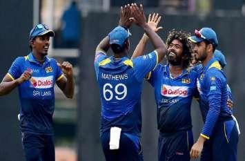 ऑस्ट्रेलिया के खिलाफ टी20 सीरीज के लिए श्रीलंकाई टीम घोषित, मलिंगा की हुई वापसी