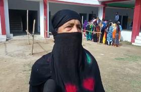 मतदान करने आईं हिंदू व मुस्लिम महिलाओं ने बताया, किस मुद्दे पर दिया वोट- देखें वीडियो