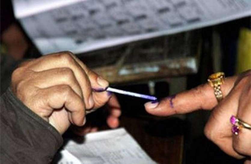 छत्तीसगढ़ की तीनों सीटों पर 71.09 प्रतिशत मतदान, 36 उम्मीदवारों की किस्मत EVM में कैद