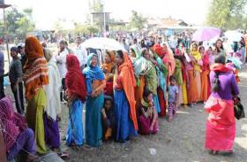 भीतरी मणिपुर लोकसभा सीट पर मतदान संपन्न