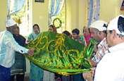 ब्राह्मण द्वारा बनाई मजार बनी सांप्रदायिक सौहार्द की मिसाल, यहाँ सभी धर्मो के लोगों की जुडी है आस्था