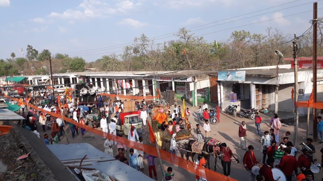 जिले में धूमधाम से मनाई गई हनुमान जयंती