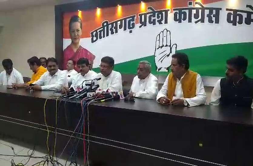 रायपुर के बसपा उम्मीदवार ने किया कांग्रेस प्रत्याशी का समर्थन, मोदी को लेकर कह दी ये बातें