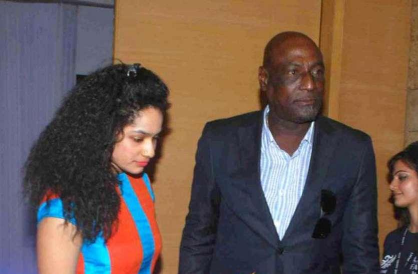 पूर्व क्रिकेटर विवियन रिचर्ड्स की बेटी का घर बिखरने पर नीना गुप्ता की सफाई