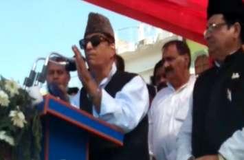 आजम खान ने फिर दिया विवादित बयान, वोटर्स को गद्दार तो मीडिया को बताया दुश्मन
