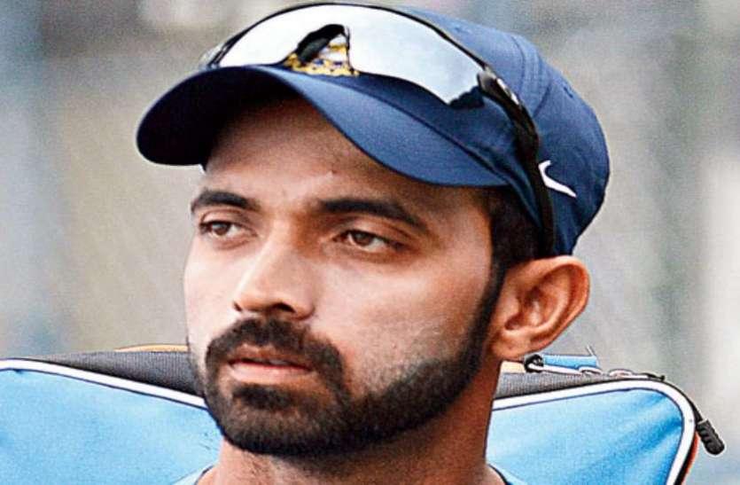 IPL 2019: मैच से ठीक  पहले राजस्थान रॉयल्स ने बदला अपना कप्तान