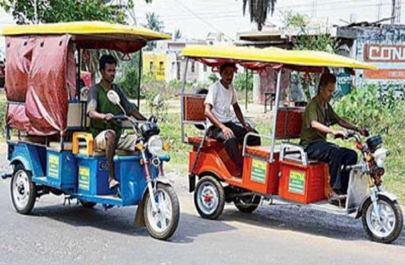 दिव्यांग मतदाताओं को बूथ तक ले जाएंगे ई-रिक्शा, 800 वाहनों के हुए इंतजाम
