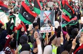 लीबिया में चल रहा गृह युद्ध, तस्वीरों ने बयां किए यहां के हालात