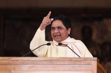 रामपुर में आज आजम खान के लिए पहली बार वोट मांगेंगी मायावती