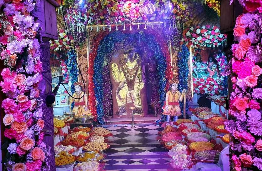मेहंदीपुर धाम में दर्शनों के लिए आस्था की बही बयार