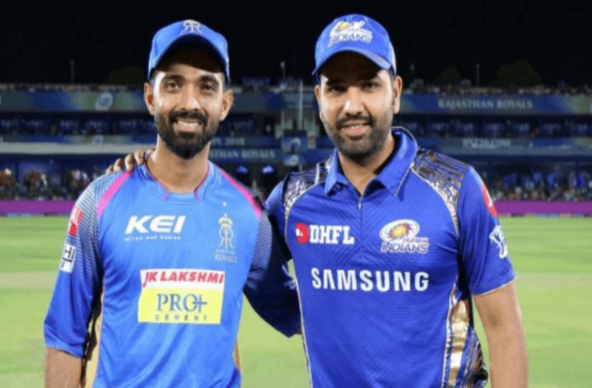 IPL 2019: मुंबई के विजय रथ पर ब्रेक लगा लगाना चाहेगी राजस्थान, जानें- दोनों टीमों के रोचक आंकड़े