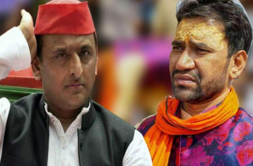 अखिलेश यादव के खिलाफ BJP के 'निरहुआ' ने इस अंदाज में किया नामांकन, देखते रह गए सब लोग