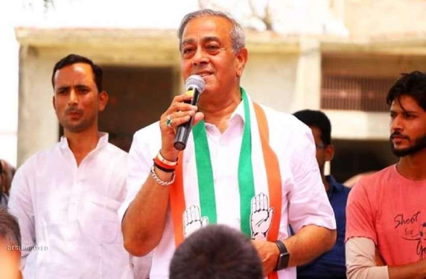 मेनका गांधी को टक्कर देंगे कांग्रेस से डॉ. संजय सिंह, चौथी बार भरेंगे लोकसभा चुनाव का पर्चा