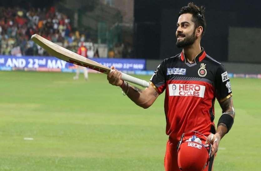 IPL 2019: KKR के खिलाफ विराट कोहली ने लगा दी रिकॉर्ड्स की झड़ी