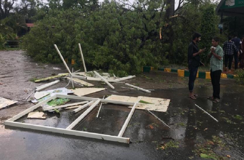 मौसमः भारी बारिश से तेलंगाना में तबाही, एक की मौत कई घायल