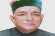 हिमाचल: पूर्व विधायक पंडित शिव लाल का निधन, दौड़ी शोक की लहर