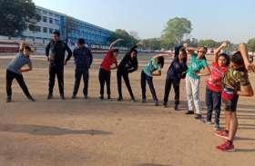 #Patrikahamrah: खेलों में दिखाया हुनर, उल्लास और उमंग के बीच गूंजा ये संकल्प, देखें वीडियो