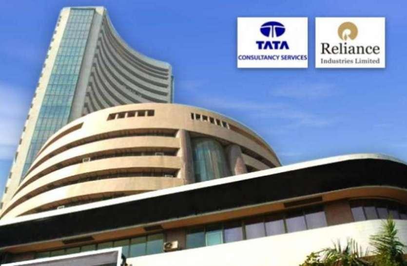 10 में से 6 कंपनियों का बढ़ा मार्केट कैप, 3 दिन में TCS के निवेशकों को हुआ 49438 करोड़ का फायदा