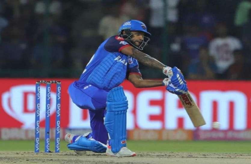 IPL 2019: आईपीएल में ये कारनामा करने वाले पहले खिलाड़ी बने धवन, विराट आस-पास भी नहीं