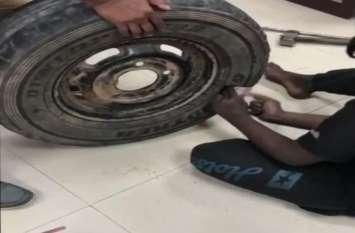 कर्नाटक: शिमोगा में आयकर विभाग ने जब्त किए करोड़ों, कार की स्टेपनी से निकले 2-2 हजार के नोट