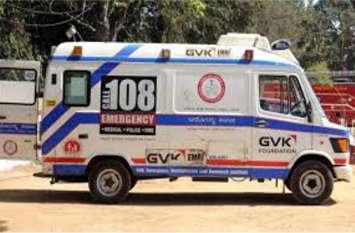 प्रदेश में चल रही 108 एंबुलेंस सेवा का बुरा हाल