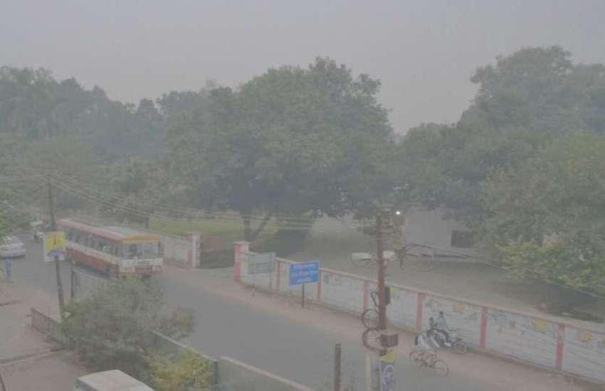 वाराणसी में वायु प्रदूषण