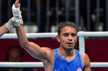 एशियाई बॉक्सिंग चैम्पियनशिप : पंघल ने ओलंपिक स्वर्ण विजेता को किया बाहर, भारत के 4 पदक पक्के